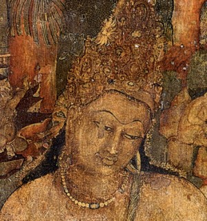 Bodydharma Ajanta cave,  India